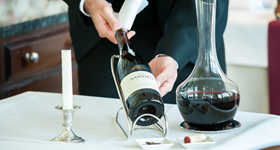 Wine Dinners at Summer Lodge